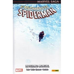 Marvel Saga nº 35. El Asombroso Spiderman Invierno Mortal