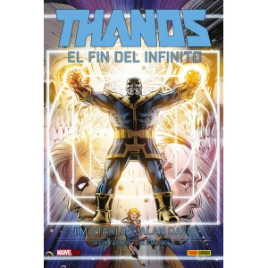 THANOS: EL FIN DEL INFINITO (MARVEL GRAPHIC NOVELS) APLAZADO
