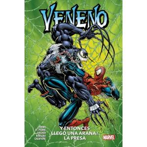 100% Marvel HC. VENENO: Y ENTONCES LLEGO LA ARAÑA/ LA PRESA