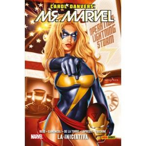 100% Marvel HC. Carol Danvers: Ms. Marvel nº 02 APLAZADO