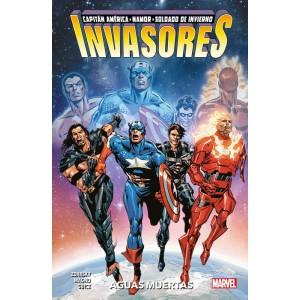 Héroes Marvel - Invasores nº 02 APLAZADO