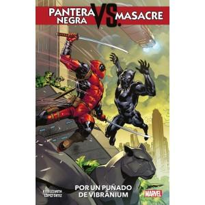 Héroes Marvel - Pantera Negra Vs. Masacre APLAZADO