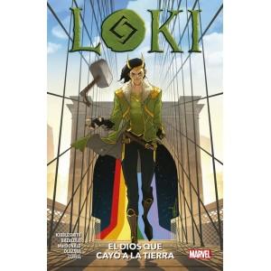 Héroes Marvel - Loki, El Dios que Cayó a la Tierra APLAZADO