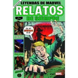 Leyendas de Marvel: Relatos de Siempre APLAZADO