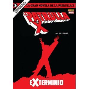 MGN. La imposible Patrulla-X: La gran novela de la Patrulla-X nº 03 APLAZADO