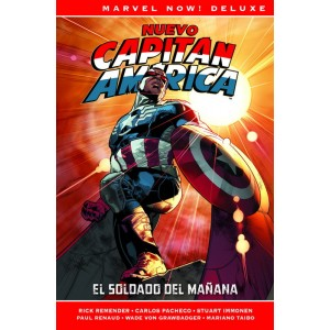 Marvel Now! Deluxe. Capitán América de Rick Remender nº 03 APLAZADO