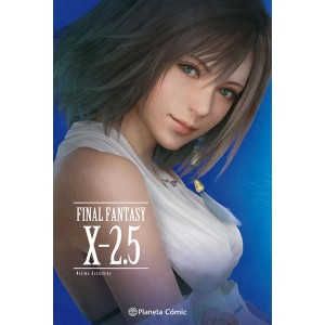 Final Fantasy X 2.5 (novela)
