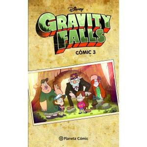 Gravity Falls nº 03 APLAZADO