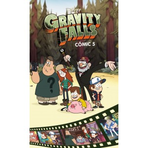 Gravity Falls nº 05
