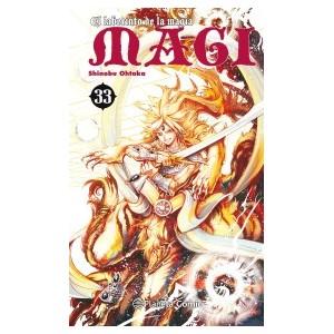 Magi: El Laberinto de la Magia nº 33