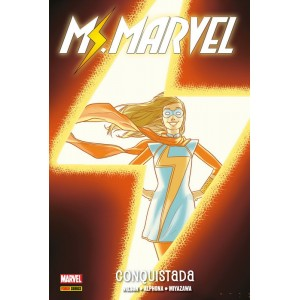 Marvel Omnibus. Ms. Marvel nº 02 Conquistada