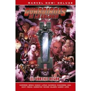 Marvel Now! Deluxe. Guardianes de la Galaxia de Brian M. Bendis nº 03 El Vórtice Negro