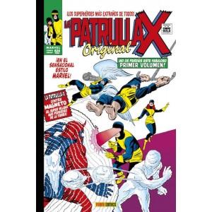 Marvel Gold. La Patrulla-X original nº 01. Orígenes