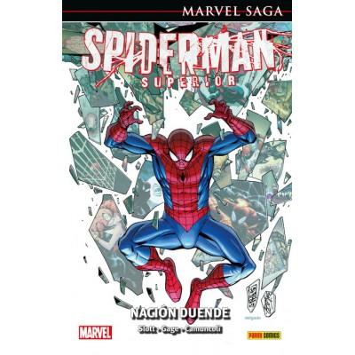 Marvel Saga nº 101. El Asombroso Spiderman 44 Spiderman Superior: Nación Duende