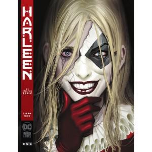 HARLEEN VOL. 1 DE 3) (Edición DC Black Label)