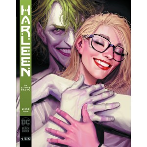 HARLEEN VOL. 2 DE 3) (Edición DC Black Label) APLAZADO
