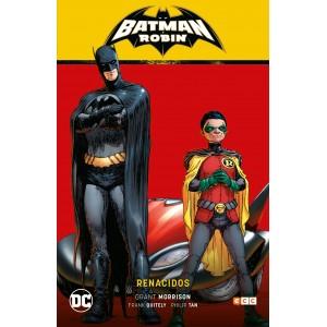 Batman y Robin - Renacidos parte 1 (BATMAN SAGA)