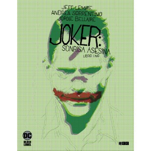 Joker: Sonrisa asesina vol. 1 de 3 (Edición DC Black Label) APLAZADO