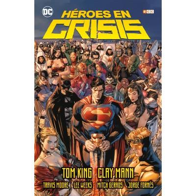 Heroes en Crisis APLAZADO