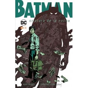 Batman: Criatura de la noche APLAZADO