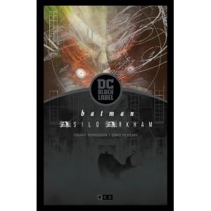Batman: Asilo Arkham – Biblioteca DC Black Label APLAZADO