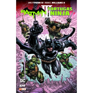 Batman/Tortugas Ninja III