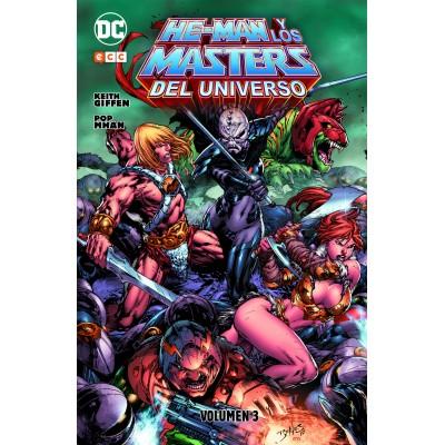 He-Man y los Masters del Universo nº 03 APLAZADO