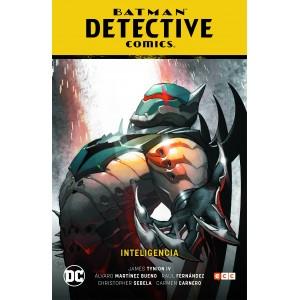 BATMAN: DETECTIVE COMICS VOL. 04: INTELIGENCIA (BATMAN SAGA - RENACIMIENTO PARTE 4) APLAZADO