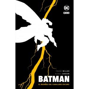 Batman - El Regreso del Caballero Oscuro (Edicion Deluxe blanco y negro) APLAZADO
