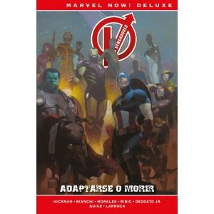 Marvel Now! Deluxe. Los Vengadores de Jonathan Hickman nº 05