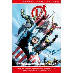 Marvel Now! Deluxe. Los Vengadores de Jonathan Hickman nº 06