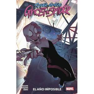 100% Marvel. Spider-Gwen: Ghost Spider 2 El año imposible