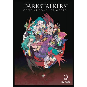 Darkstalkers Official Complete Works (Inglés)