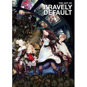 The Art of Bravely Default (Inglés)