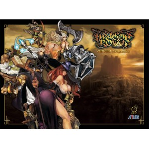 Dragon's Crown Official Artworks (Inglés)