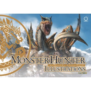 Monster Hunter Illustrations (Inglés)