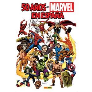 50 Años de Marvel
