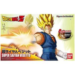 Dragon Ball Z Figure-rise - Super Saiyan Vegetto