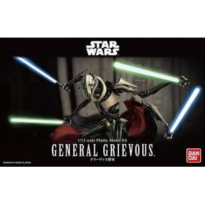 Star Wars - Plastic Model Kit General Grievous 1/12