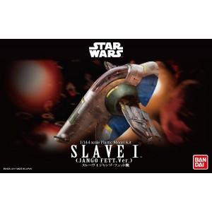 Star Wars - Plastic Model Kit Slave I Jango Fett 1/144