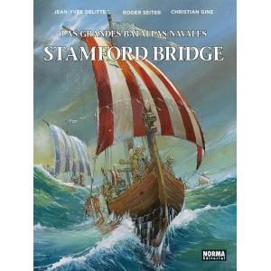 Las grandes batallas navales nº 08. Stamford Bridge