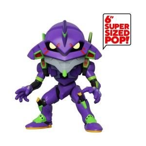 Evangelion - Super Sized POP! Vinyl Eva Unit 01