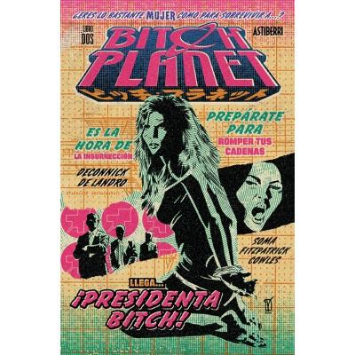 Bitch Planet LIBRO 2