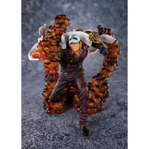 One Piece FiguartsZERO -The Three Admirals- Sakazuki (Akainu)