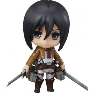 Shingeki no Kyojin (Ataque a los Titanes) Nendoroid - Mikasa Ackerman