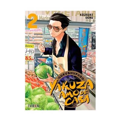 Gokushufudo: Yakuza Amo de Casa nº 02
