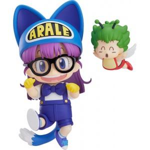 Dr. Slump - Nendoroid Arale Norimaki Cat Ears Ver. & Gatchan
