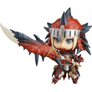 Monster Hunter World - Nendoroid Female Rathalos Armor Edition DX Ver.