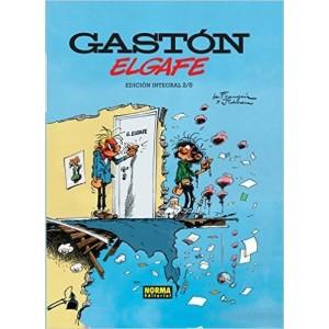 Gastón Elgafe Edición Integral nº 02