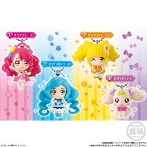 Healin´ Good PreCure - Mascot